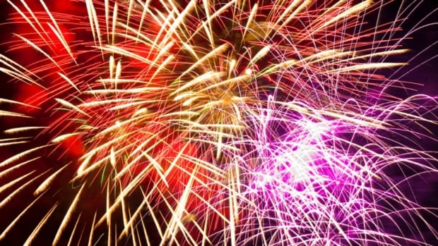 The fireworks will be launched from a barge in Coal Harbour, west of the Canada Place pier.