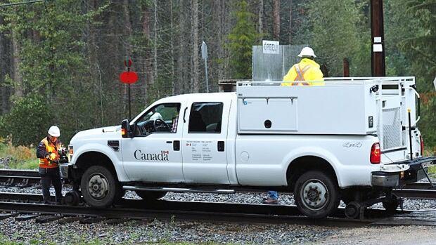 Transport Canada crew