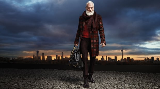 Yorkdale's Fashion Santa