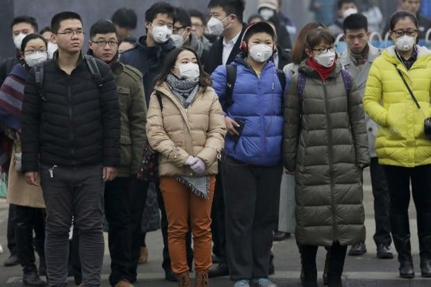 Beijing smog day Dec 8 2015 red alert air pollution