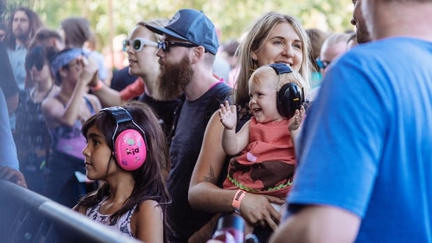 Calgary's family friendly Folk Music Festival is one of the most successful folk festivals in Canada.