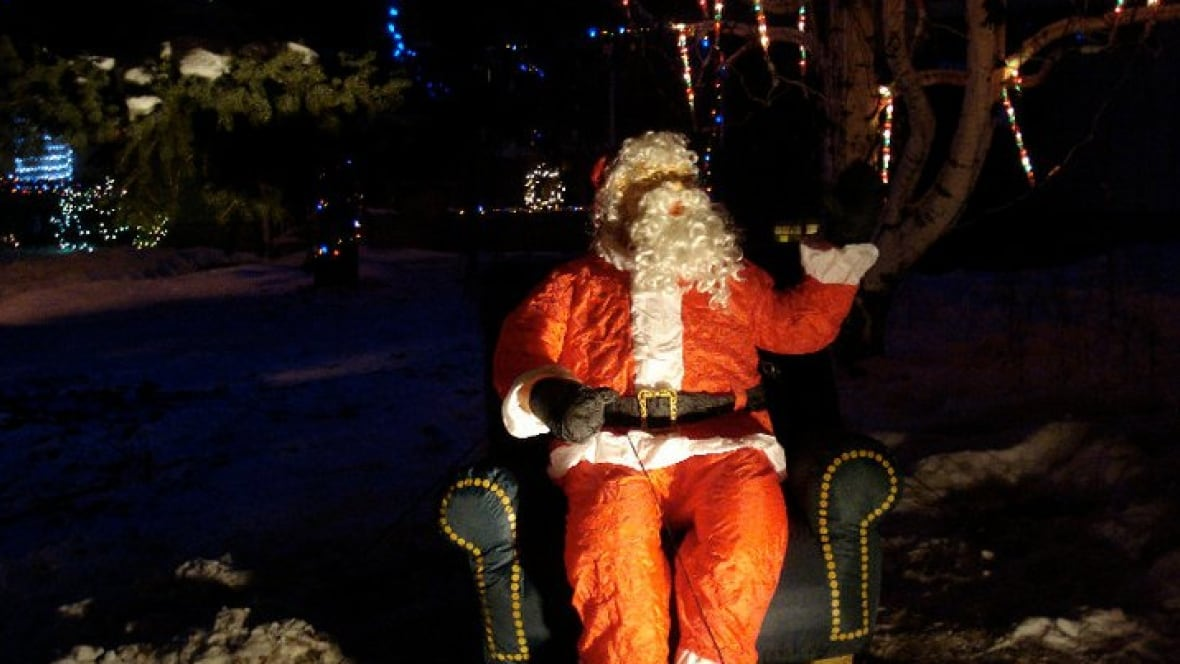 Candy cane lane poised to light up for another season edmonton cbc