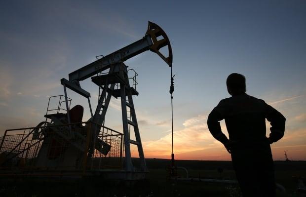 Oil pumping jack