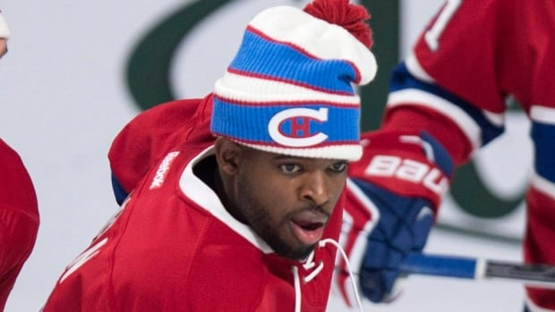 Montreal Canadiens defenceman P.K. Subban, often in the spotlight, is now at the centre of a debate over pronunciation of his name.