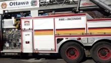 ottawa fire services engine department truck logo