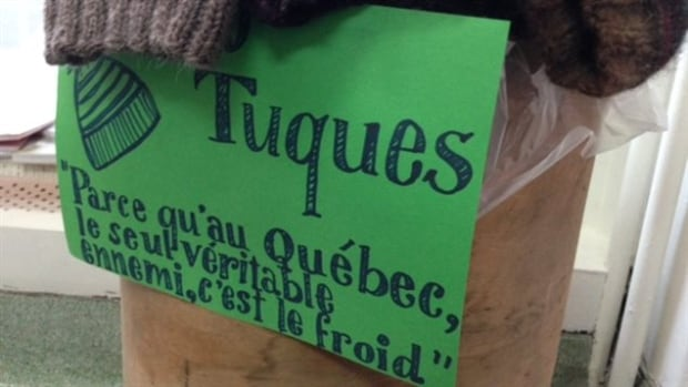 tuques trois rivieres syrian refugees