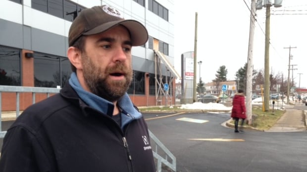 Charles Burrell of The Humanity Project in Moncton said Canadians should not forget to help homeless people as communities prepare to welcome Syrian refugees.