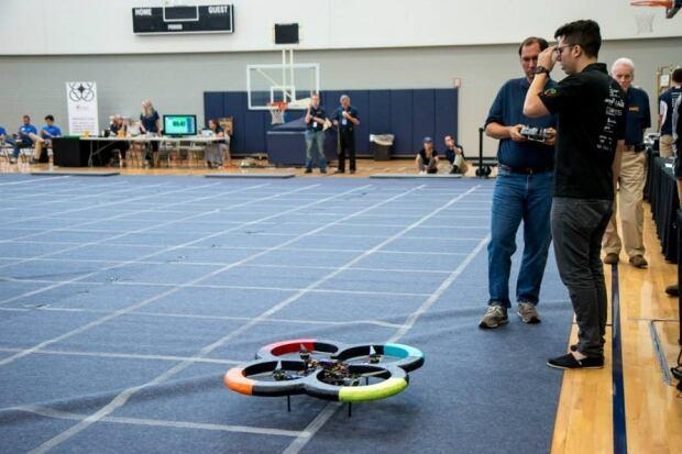 Elikos drone