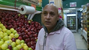 Javed Iqbal Sheik, grocery store owner