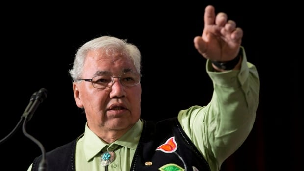 Truth and Reconciliation Commission Chair Justice Murray Sinclair was appointed to the Senate on March 18, but conceded he had concerns about joining an institution with a poor reputation among Canadians.