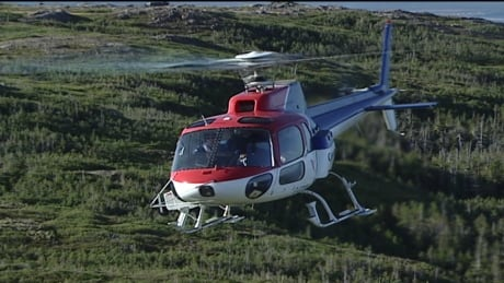 Canadian Helicopters Corporation
