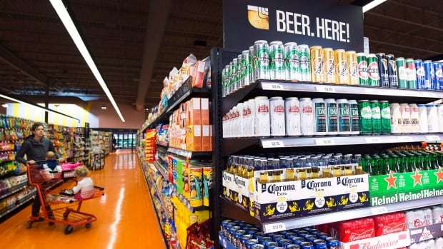 Grocery store owners must adhere to a long line of ground rules if they want to sell beer in Ontario.