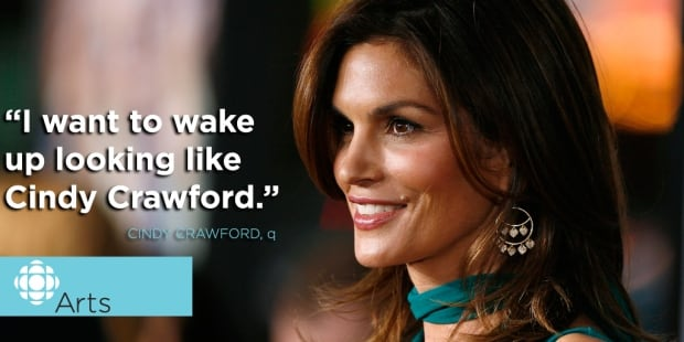 Cindy Crawford - quote