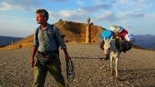 Paul Salopek walk