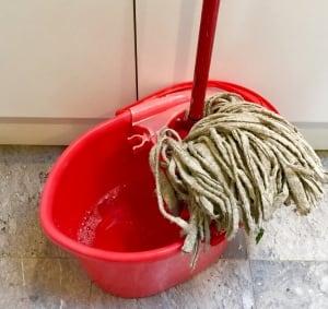Bucket danger