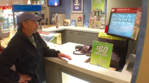 Steve Borik is hoping he'll get a photo ID in time to claim $25,000 lottery win.