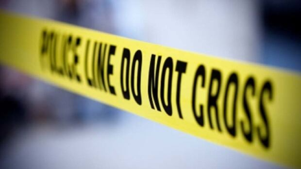 Police say a man was shot on Highway 33 East in Kelowna, B.C., shortly after 2 p.m.  PT.