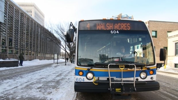 Regina Transit is operating under normal schedules and routes today.