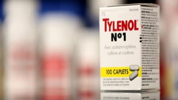 Tylenol No. 1 will require a prescription in Manitoba as of February 2016.