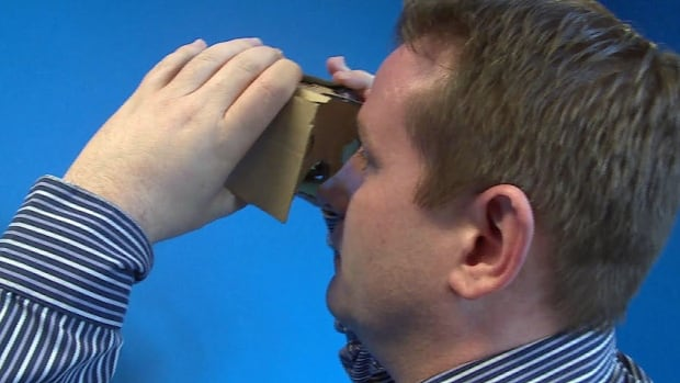 Shawn Rumble, an addictions specialist at Hotel-Dieu Grace Healthcare in Windsor, Ont., fears that virtual-reality headsets may factor into people becoming addicted to various games and platforms.