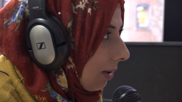 Radio producer Saba Zaman was attacked verbally and physically on two occasions in London over the past year, targeted she says because of her Muslim faith.