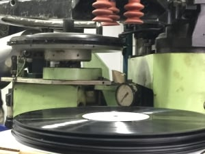 Canada Boy Vinyl Press
