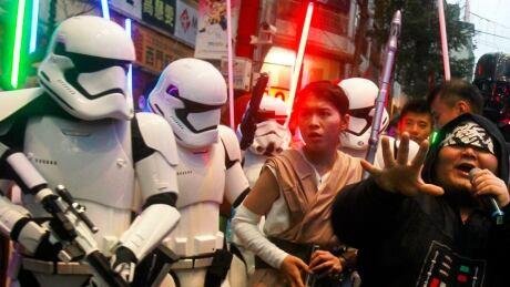 Taiwan Star Wars