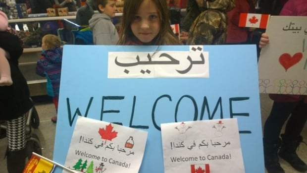 Syrian refugees are being welcomed into New Brunswick communities.