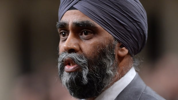 Defence Minister Harjit Sajjan was not invited to a meeting of defence ministers from seven countries in the anti-ISIS coalition in Paris this week.