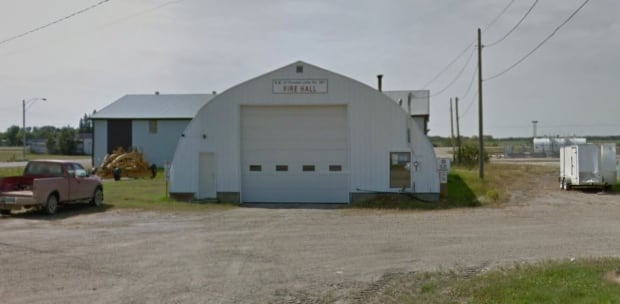 Rose Valley fire hall