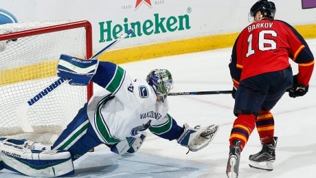 Aleksander Barkov's Highlight-reel SO Goal Vs. Jacob Markstrom