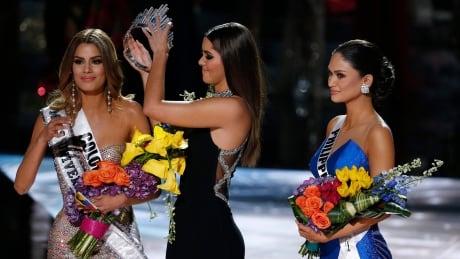 Miss Universe Pageant fail