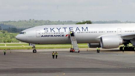 KENYA-AIRLINES/AIRFRANCE