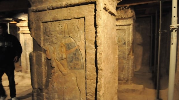 The tomb of King Tut's wet nurse will soon be open to the public, Egypt's Antiquities Minister announced Sunday.
