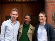 Harry Potter and the Cursed Child - main cast