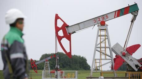 pumpjack oil