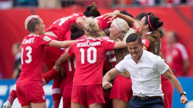 Canada coach John Herdman wants his team to remember their World Cup journey and use it as motivation as they prepare for the Rio Olympics qualifiers.