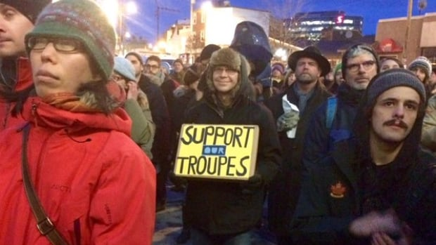 A December rally against cuts to the St. John's arts grant paid off, as council voted to reverse the 50 per cent cut.