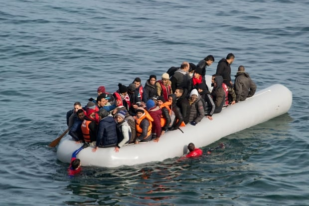 GREECE REFUGEES AND MIGRANTS SITUATION
