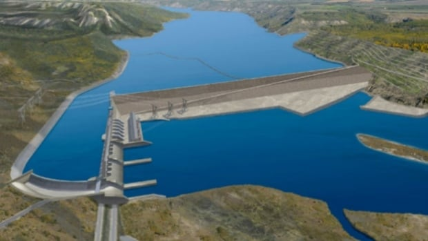 BC Hydro signed a $1.75 billion agreement in December 2015 to build the dam in the Peace River region.