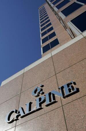 Calpine Restructuring