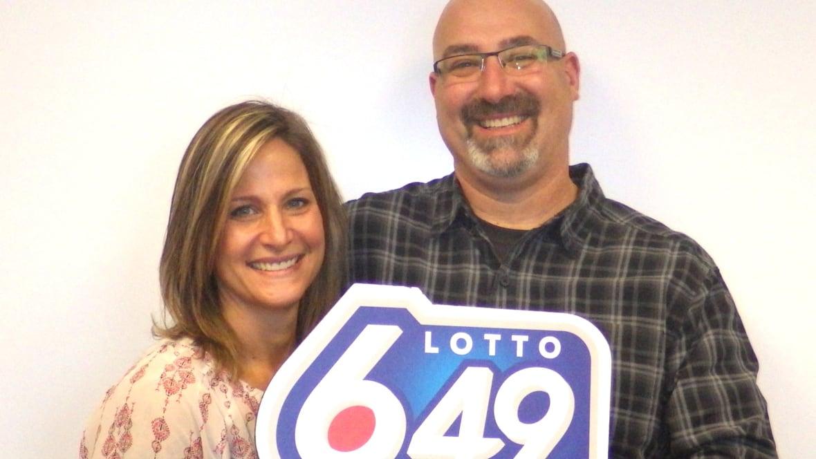 6 49 Western Canada Lottery