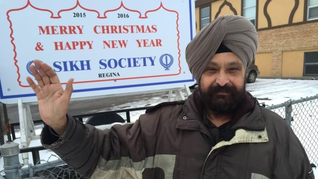 Former president of the Sikh Society Kuldip Singh Sahota said his community is happy to embrace all religions and festivals.