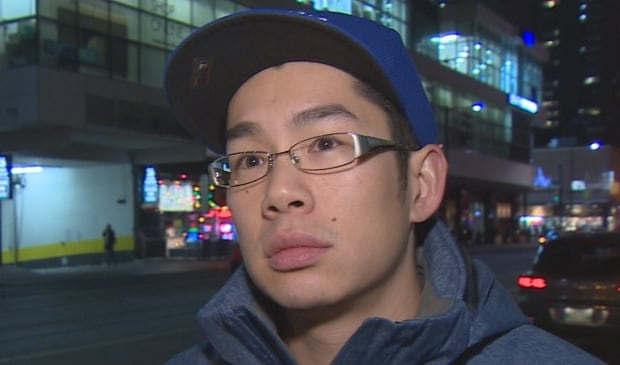 Terence Yip machete attack witness