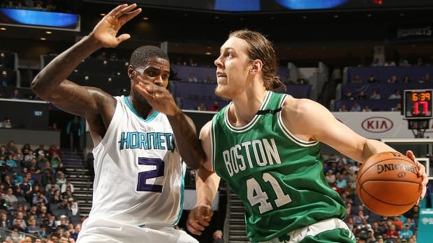 Celtics centre and Kamloops native Kelly Olynyk has signed on to be the ambassador for the CIS men's Final 8 basketball tournament March 17 to 20 at UBC.
