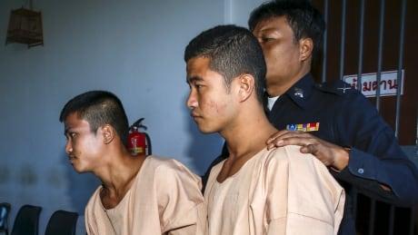 THAILAND-BRITAIN/MURDER