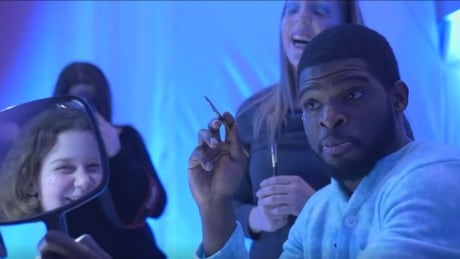 P.K. Subban Unveils Winter Wonderland At Montreal Children's Hospital