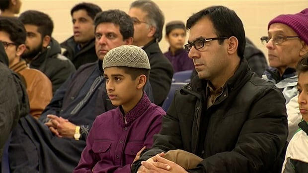 Muslims honour the birth of Muhammad and Jesus in Calgary Thursday.