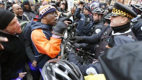 APTOPIX Chicago Police