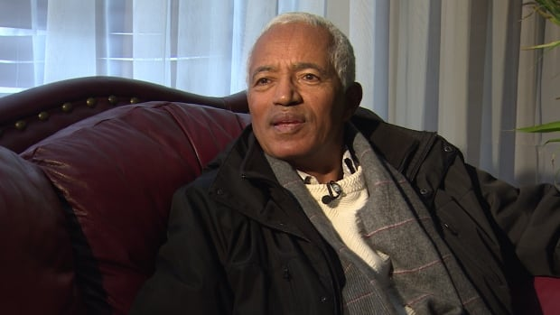 Zedingle Ghebremusse of the Edmonton Eritrean Association said he applauds Canadian efforts to help Syrian refugees, but he worries Eritreans risk being ignored as a result.